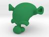 Custom Alien Ogre Inspired Lego 3d printed