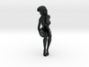 Girl with sofa 016 1/18 3d printed