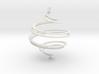 Spiral Ornament 2 3d printed