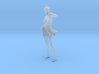 1/24 Miniskirt Girl 009 3d printed
