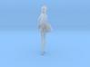 1/24 Miniskirt Girl 025 3d printed
