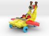 Flying Banana Car 3d printed