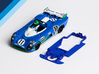 1/32 SRC Matra 670 Chassis for Slot.it pod 3d printed Chassis compatible with SRC Matra 670 and 670B bodies (not included)
