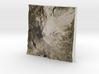 Lassen Peak, California, USA, 1:25000 3d printed