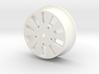 Sawtooth rim back 52 mm D90 D110 1:10 2/3 3d printed