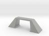 N Scale Bridge Modern Double Small 1:160 3d printed