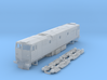 Renfe 1900 class 1:160 3d printed