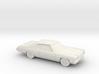 1/87 1972 Chevrolet Impala 3d printed