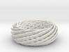 Spiral Bone Bracelet 3d printed
