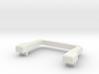 Soft bull bar D90 Gelande 1:18 3d printed