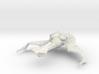 KalBird Of Pray Class  BattleCruiser 3d printed