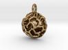 Fossil Acritarch Cymatiosphaera Pendant 3d printed