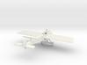 1/144 Fokker EIII 3d printed