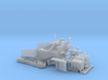1/87th Tracked Asphalt Paver 3d printed