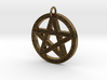 Grooved Pentacle by ~M. 3d printed