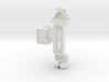 16mm PQR Charles Linda Blanche buffers & lamp 3d printed