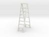 Stepladder 02. 1:22 Scale 3d printed
