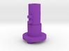 Thrustmaster joystick tailpiece 3d printed
