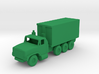 1/200 Scale Oshkosh MTVR 16 Ton Container Truck 3d printed