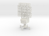 1/144 Scale German Limber Freya Radar 3d printed
