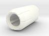 CW Leader Megatron Fusion Cannon Muzzle 3d printed