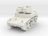 "PV42 M2A2 ""Mae West"" Light Tank (1/48) 3d printed"