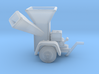 WoodChipper-Yard HO 87:1 Scale 3d printed