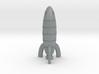 Rocket Ship 9 - Mars Needs Mechanics Start Token 3d printed