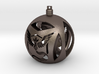 Team Mystic Christmas Ornament Ball 3d printed