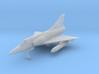 020J Mirage IIIEBR 1/200 3d printed