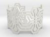 Bracelet Meandres Flexible 3d printed