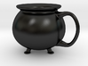 Cauldron Mug Large 3d printed