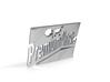 Premiumsilverplata 3d printed