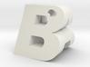 AB Pendant 3d printed