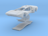 Ford GT80 1/100 3d printed