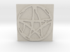 Rugged Pentacle 1 Tile by Gabrielle 3d printed