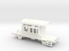 SBB Güterzugbegleitwagen Sputnik  Scale TT v001 3d printed