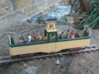 Eastbourne Tramway Car 4 (009) 3d printed Finished model with added detail