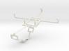 Controller mount for Xbox One & Lava Iris Alfa 3d printed