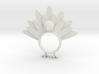 Thanksgiving Napkin Ring 3d printed