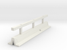 OO scale Varioguard Metal Motorway Barrier 4m leng 3d printed