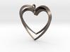 2 Hearts 3d printed