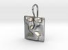 18 Tzadi Earring 3d printed