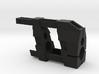 "MP7 ""Apollo"" frontend 3d printed"