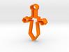 Cookie Cutter Sword 3d printed