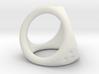D4 ring 3d printed