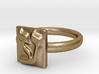 16 Ayn Ring 3d printed