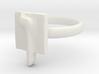 25 Nun-sofit Ring 3d printed