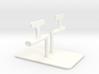 Seaking Rudder Pedal 3d printed