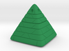 Pyramide Enlighted 3d printed